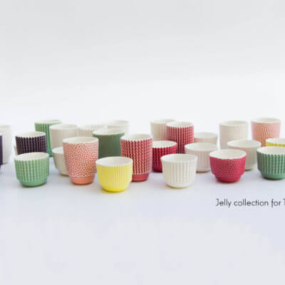 1.Jelly Collection for The Jelous, 2018